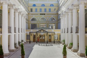 The State Hermitage Official Hotel Project