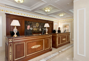 Career opportunities in St Petersburg Hotel