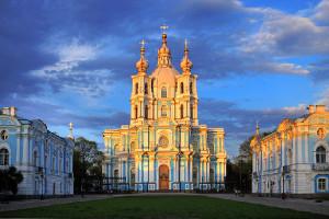 Smolny Cathedral