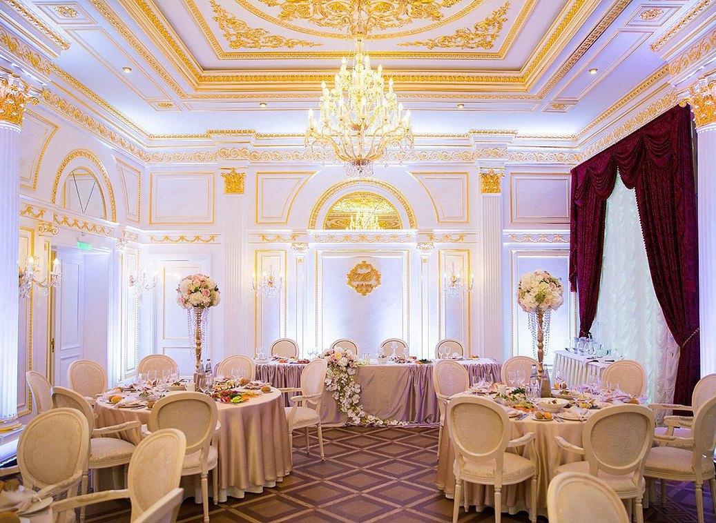 Росси - банкетный зал отеля Эрмитаж