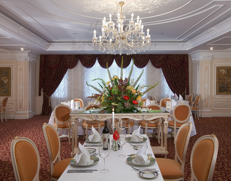 Ресторан отеля Эрмитаж Екатерина Великая